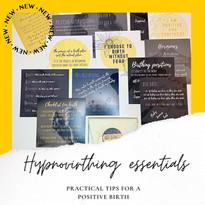 Hypnobirthing Essentials Gift Pack