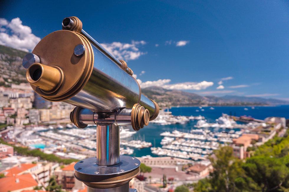 Monaco - Ben Taylor Digital - Website Ba