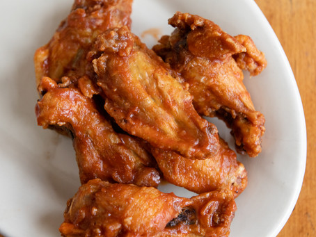Chicken Wing Shortage