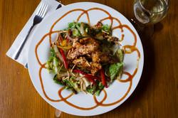Barleys Teriyaki Chicken Salad