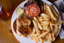 Barleys_Chicken Sandwich