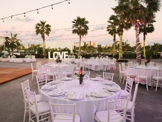 DJ Samir Live - Epic Destination Wedding in Cancun Mexico