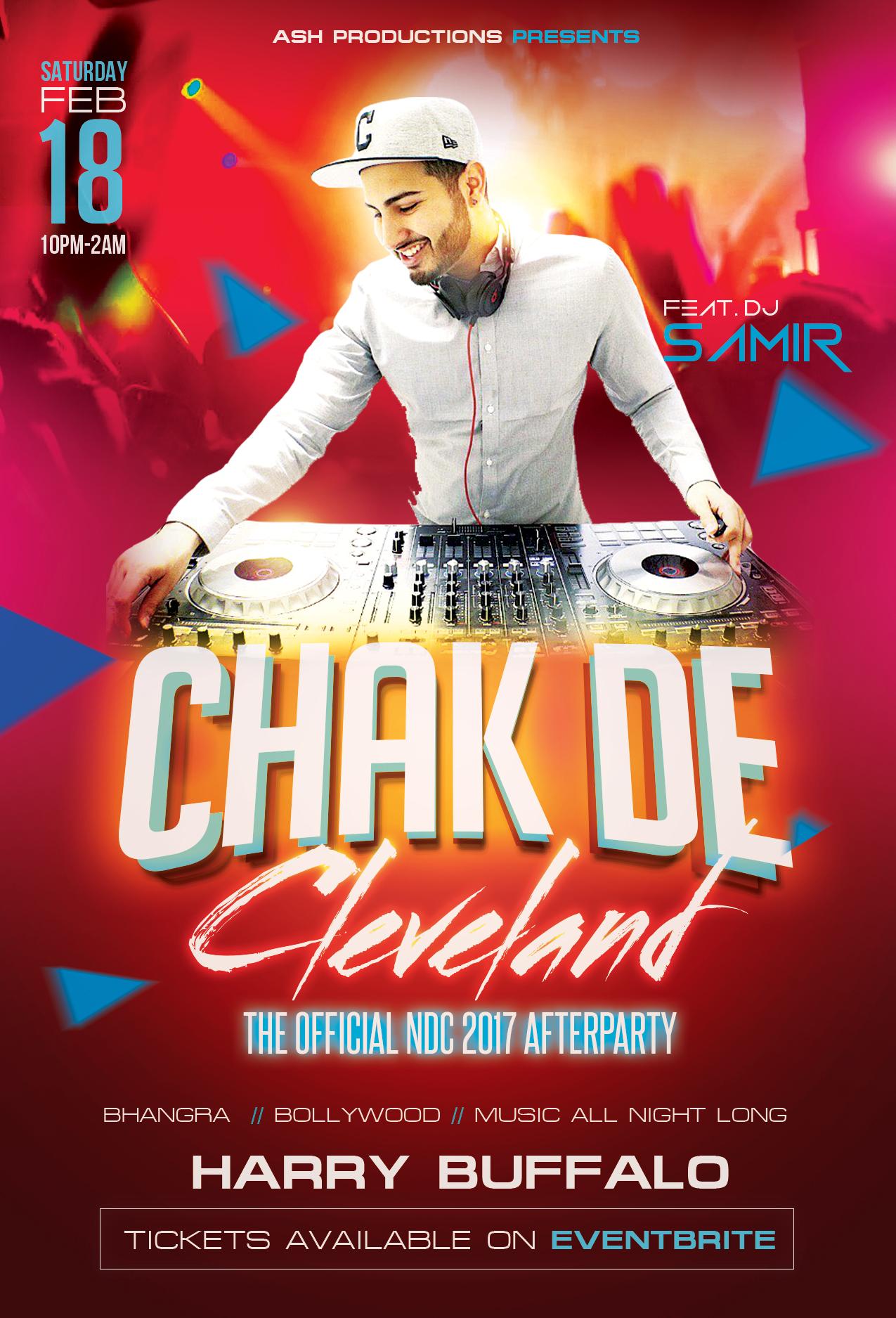 ChakdeCleveland