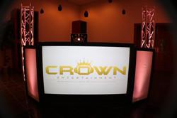 Crown Entertainment Custom Facade