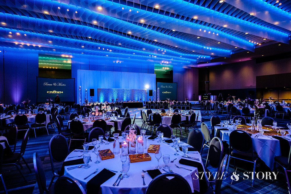 Greater Columbus Convention Center - Crown Entertainment