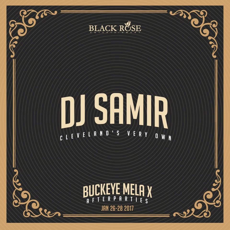 Buckeye Mela X DJ Samir