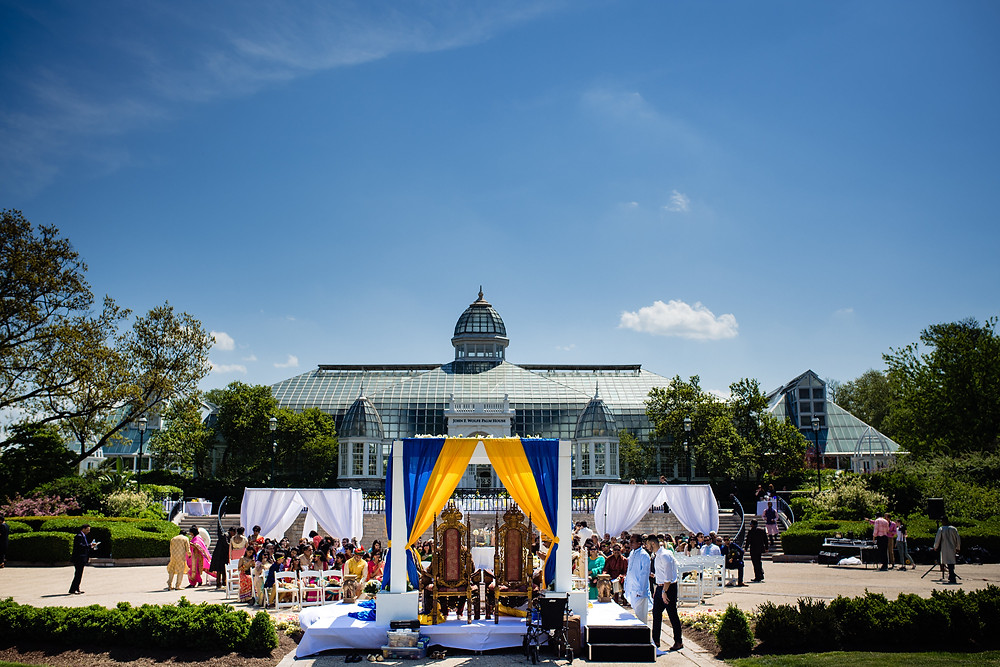 Indian Wedding Ceremony Crown Entertainment