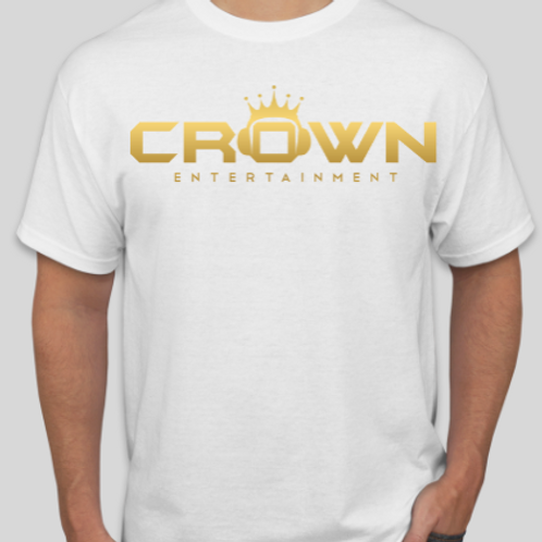 Crown White T-Shirt