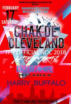 Chak De Cleveland 2018