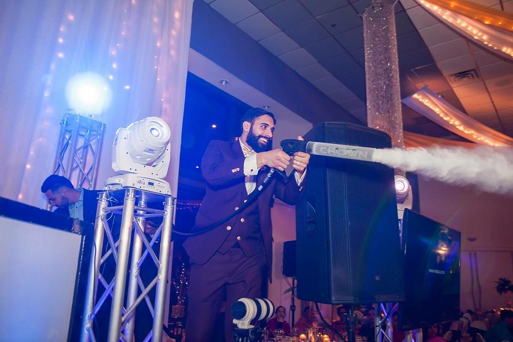 Crown Entertainment - Indian Wedding DJ