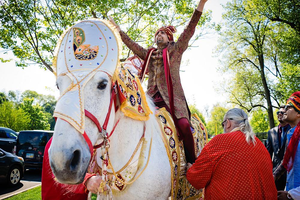 Indian Wedding Baraat - DJ SAMIR