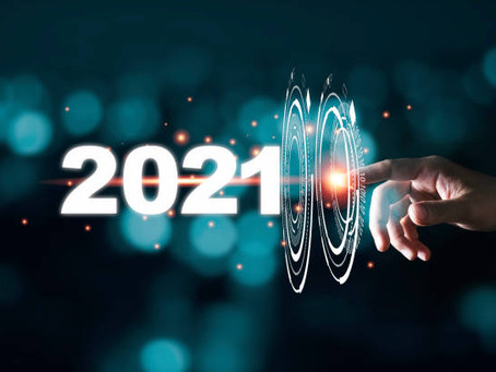 Why Not Let 2021 Be God's Year?