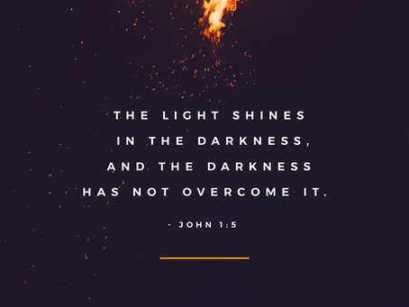 No Amount of Darkness...