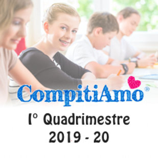 MERCOLEDÌ Leonardo a CompitiAmo® - I° Quadrimestre 2019-20