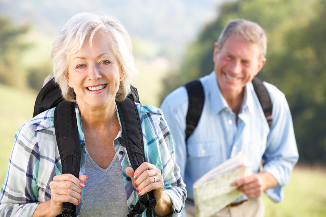 Senior couple on country walk.jpg