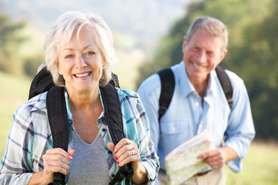 Senior couple on country walk.jpg