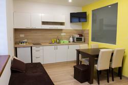 Kuchyňa s prístelkou