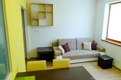 Obývačka bez prístelky