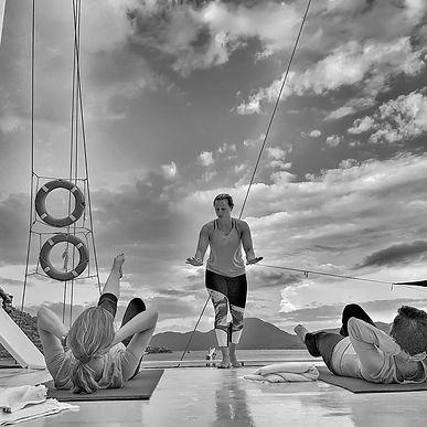 Pilates Ferien Pilates Cruise Pilates retreat