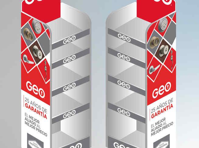Mueble Geo