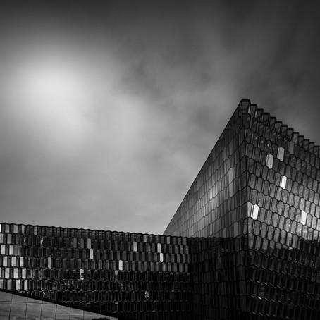 Mini Case Study - Harpa, Reykjavik
