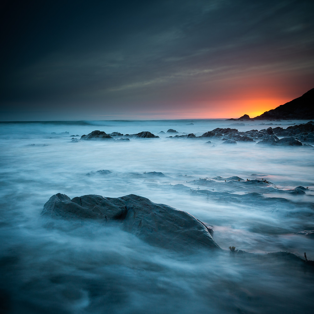 cornwall seascape photography lee filters