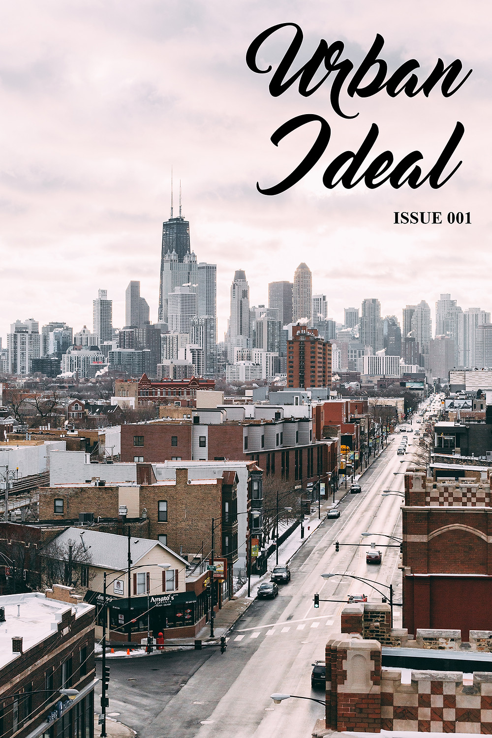 Urban Ideal Magazine, by Mark Cornick Photography