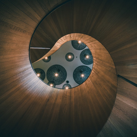 5 Best Spiral Staircases in London