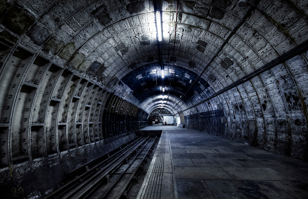Aldwych abandoned station, A journey underground by mark cornick photography