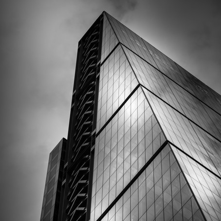London Architecture @135mm - The Finer Things