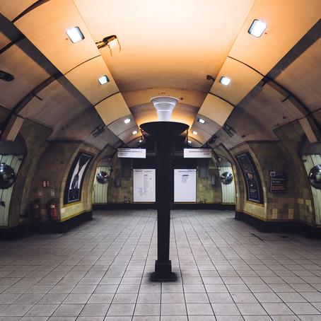 Journey Underground London