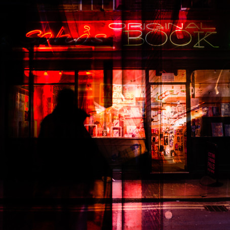 Abstract Street Photography In London