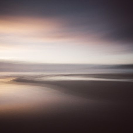 """""""Fathom"""": Abstract Seascapes from Cornwall"""