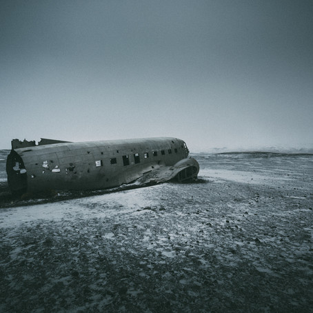 Pilgrimage to Solheimasandur - DC3 Plane Wreck, Iceland