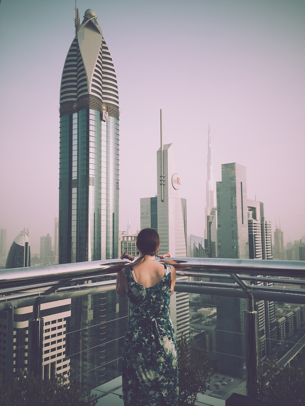 Dubai, FutureScape series by Mark Cornick Photography