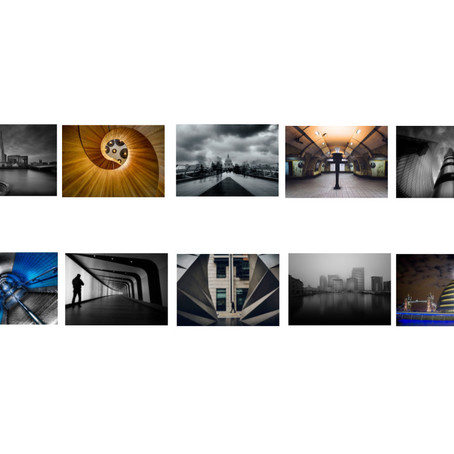 Royal Photographic Society LRPS Distinction
