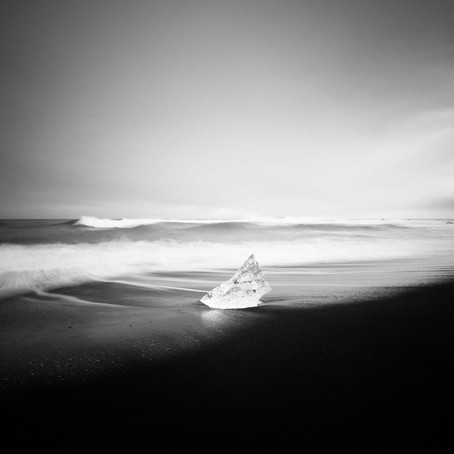 Iceland: Black and White Photography
