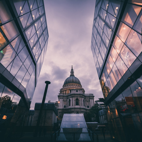 "Behind The Scene - ""Summit"" and St Pauls Cathedral"