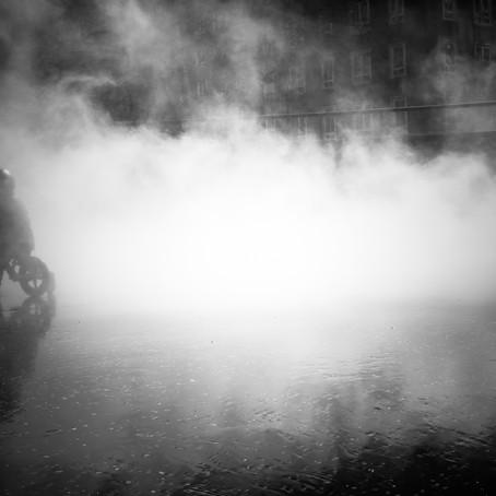 Mini Case Study - Fujiko Nakaya, London Fog
