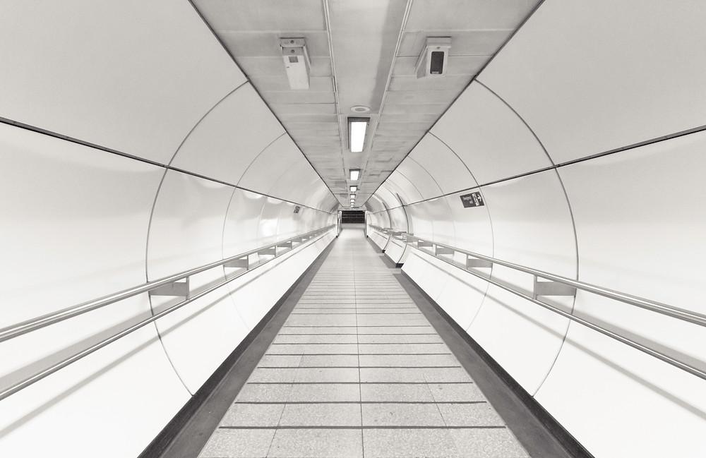 London Bridge, A journey underground by mark cornick photography