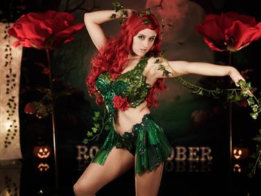 Poison Ivy - Oct. 2020