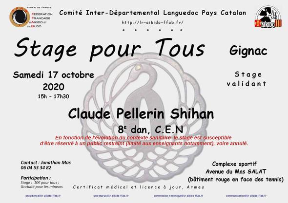 Stage à Gignac !!!
