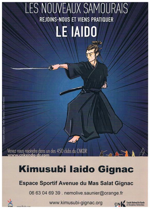 Pourquoi ne pas pratiquer le Iaido un enseignement indispensable à la pratique de tous les arts mart
