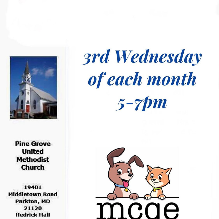 MCQE Mobile Pet Pantry Stop! Parkton, MD
