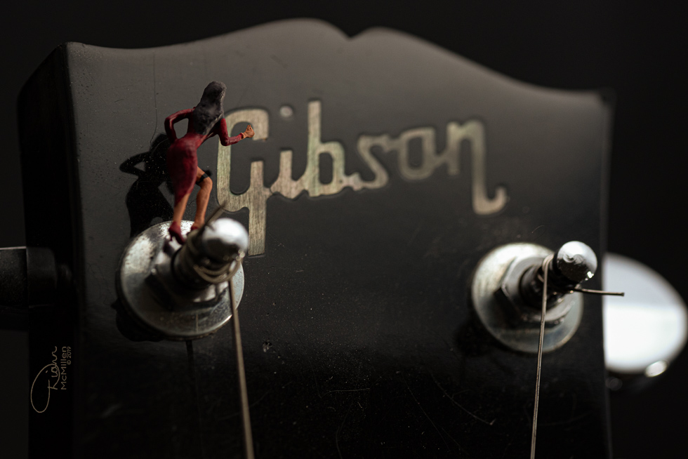Lucille and Gibson