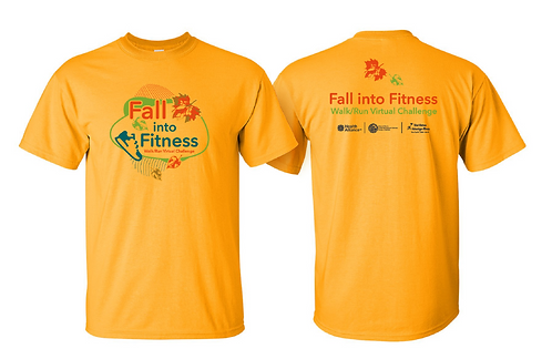 Fall Into Fitness 2020 T-shirt