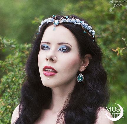 Fairy crown/SET/Dif.Colours, fae tiara fantasy diadem, circlet cosplay.