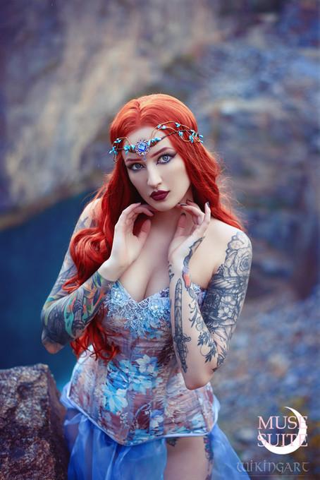 Pin Up Mermaid