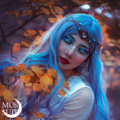 Magic Forest  Circlet /Dif.Colours/- Nymph Collection - Fantasy Line