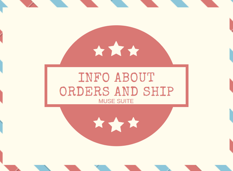 COVID-19. Orders and shippings